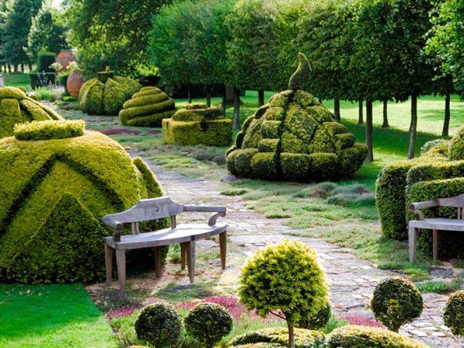 باغ های افسانه ای