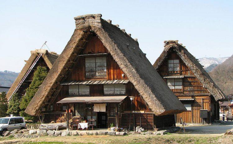 ویژگیهای معماری ژاپنی