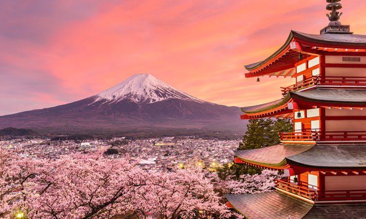 ویژگی معماری ژاپنی