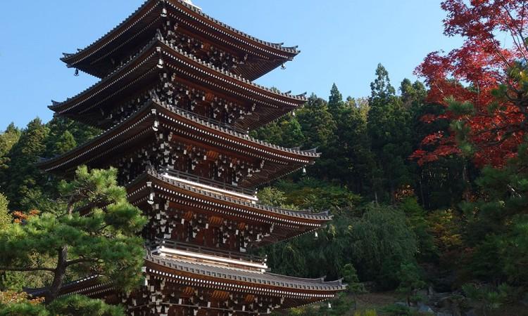 نوعی از سقف در معماری ژاپنی