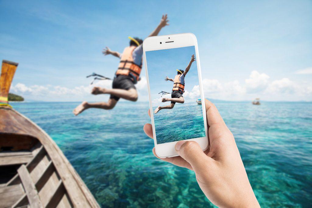 عکاسی با موبایل حرفه ای