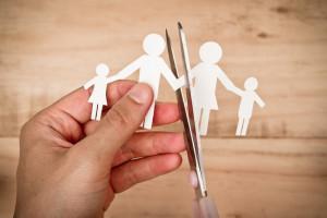 توضیح طلاق به کودکان