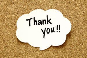 تشکر کردن از دیگران