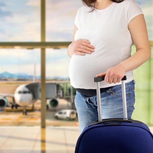 سه ماهه سوم بارداری