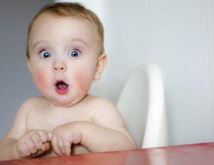 علایم عجیب و غریب در نوزادان