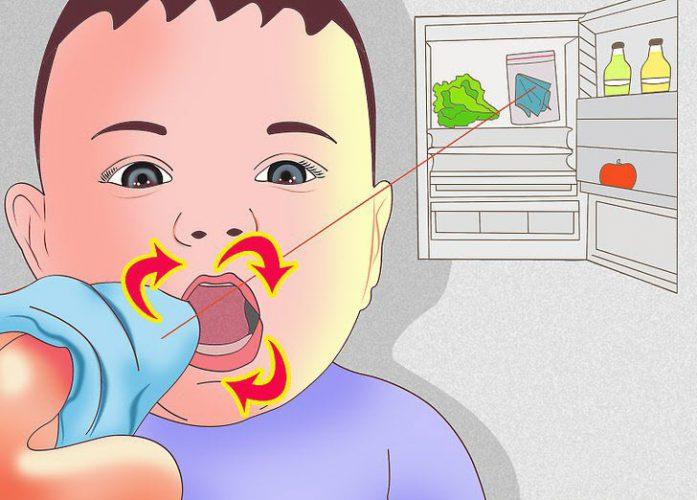 دندان در آوردن
