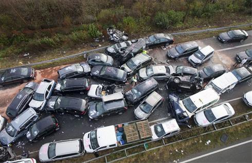 اصلیترین دلایل تصادفات رانندگی ؛ چگونه از بروز تصادف جلوگیری کنیم؟