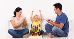 اعتماد بنفس در کودک