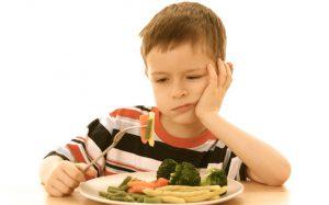 بدغذایی در کودکان