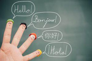 آموزش زبان به کودک