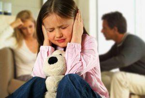 رفتار خشونتآمیز در کودکان