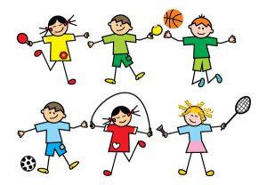 فوائد ورزش برای کودکان
