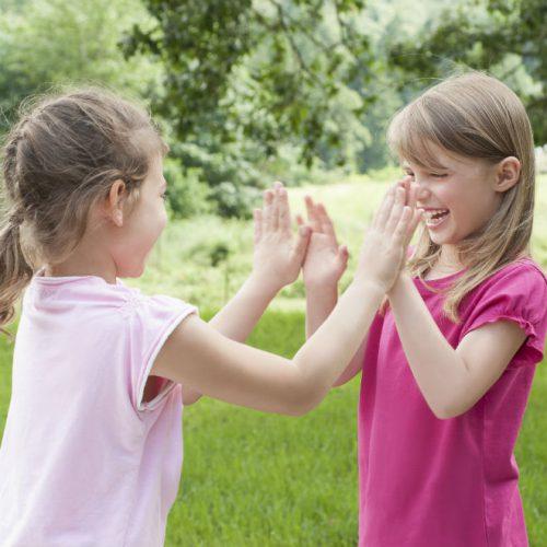آموزش سلام به کودکان