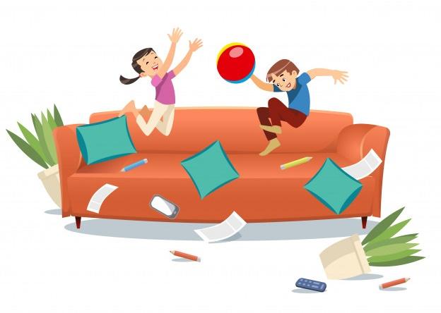 آموزش نظم و انضباط به کودک