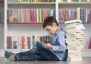 کتابخوانی در کودکان