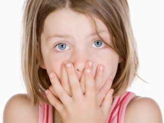 لکنت زبان در کودکان