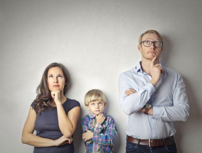 رفتار بالغانه والدین