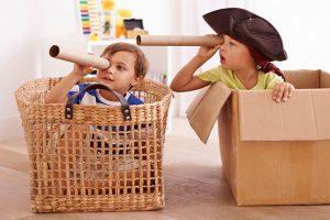 فوائد بازی برای کودک