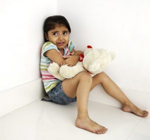 فوبیا در کودکان