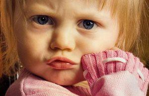 درد دل با کودک