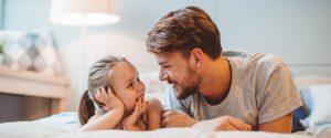 نشانههای کودک شاد