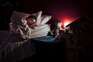 ترس کودکان از تاریکی