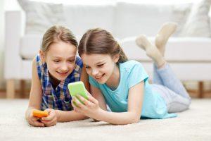 کنترل کودکان در اینترنت