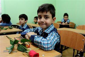آمادگی کودک برای مدرسه
