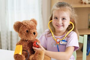 ترس از دکتر رفتن در کودکان