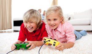 بازیهای کامپیوتری برای کودکان