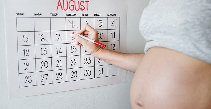 محاسبه سن بارداری و تاریخ زایمان
