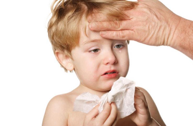 بیماری های ویروسی کودکان