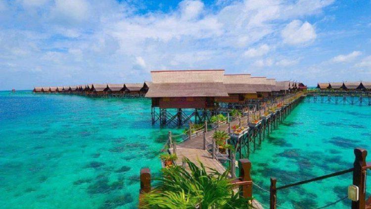 جزیره سیپادان مالزی