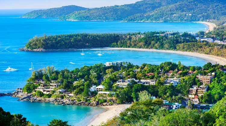 جزیره پوکت تایلند