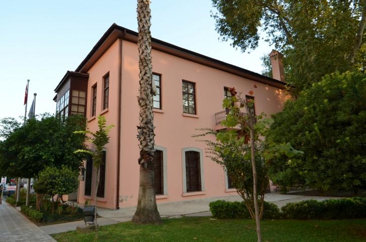 موزه آتاتورک در آنتالیا