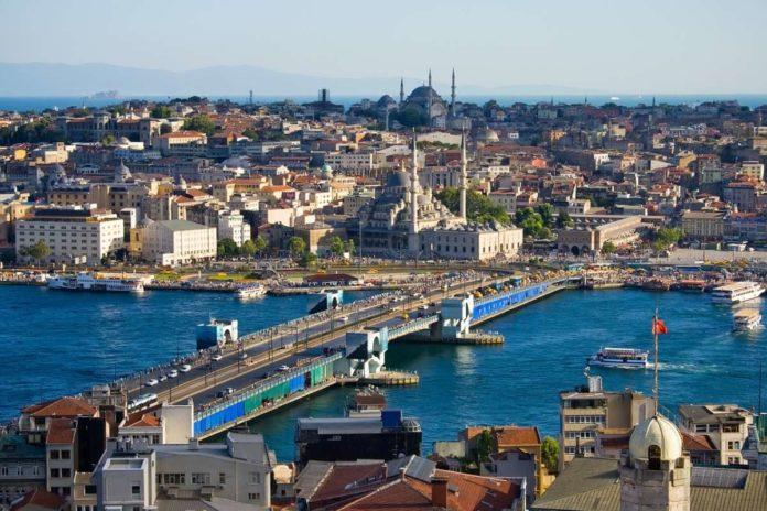 پل گالاتا ترکیه