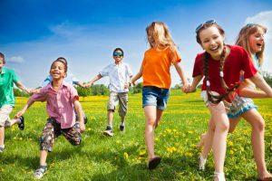 اهمیت ورزش در کودکان