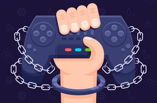 اعتیاد به بازی های ویدئویی