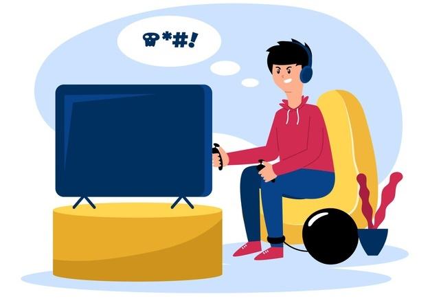 کنترل اعتیاد به بازی در کودکان