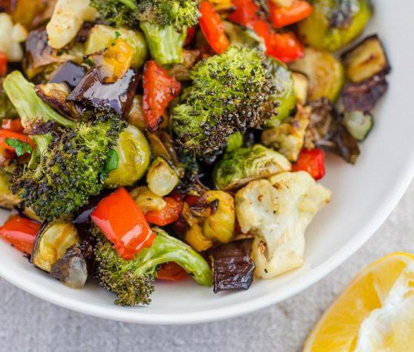 سبزیجات سرخ شده