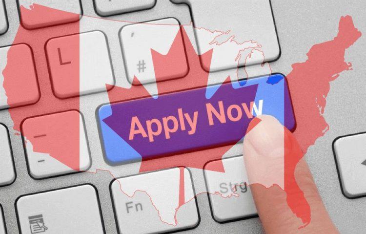 اخذ پاسپورت کانادا از طریق ویزای کار