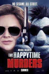 فیلم های 2018 - The Happytime Murders