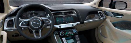 خودرو جدید جگوار I-PACE 2018