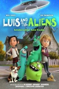Luis and the Aliens