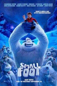 Smallfoot - لیست فیلم های 2018