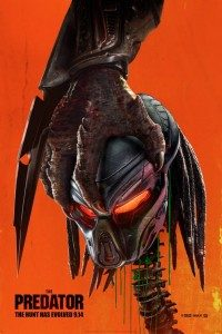 The Predator - لیست فیلم های 2018