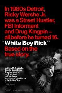 White Boy Rick - لیست فیلم های 2018