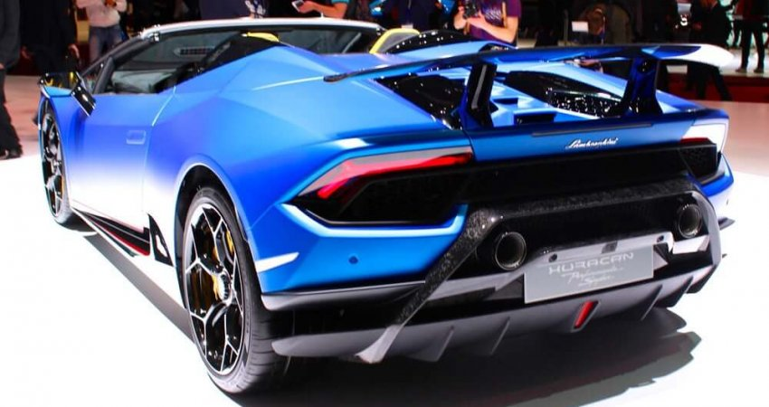نمایشگاه خودرو ژنو 2018